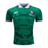 Camiseta Mexico 1ª Retro 1998