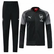 Chandal del Arsenal N98 2019-2020 Negro