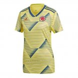 Camiseta Colombia 1ª Mujer 2019