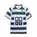 Camiseta Sporting 1ª Retro 2001-2002