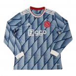 Camiseta Ajax 2ª Manga Larga 2020-2021