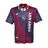 Camiseta Ajax 2ª Retro 1994-1995