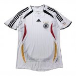 Camiseta Alemania 1ª Retro 2006