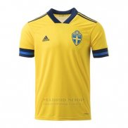 Camiseta Suecia Authentic 1ª 2020