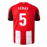 Camiseta Athletic Bilbao Jugador Yeray 1ª 2019-2020