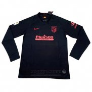 Camiseta Atletico Madrid 2ª Manga Larga 2019-2020