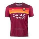 Camiseta Roma Authentic 1ª 2020-2021