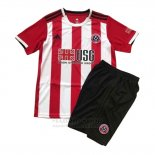Camiseta Sheffield United 1ª Nino 2019-2020