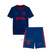 Camiseta Atletico Madrid 2ª Nino 2020-2021