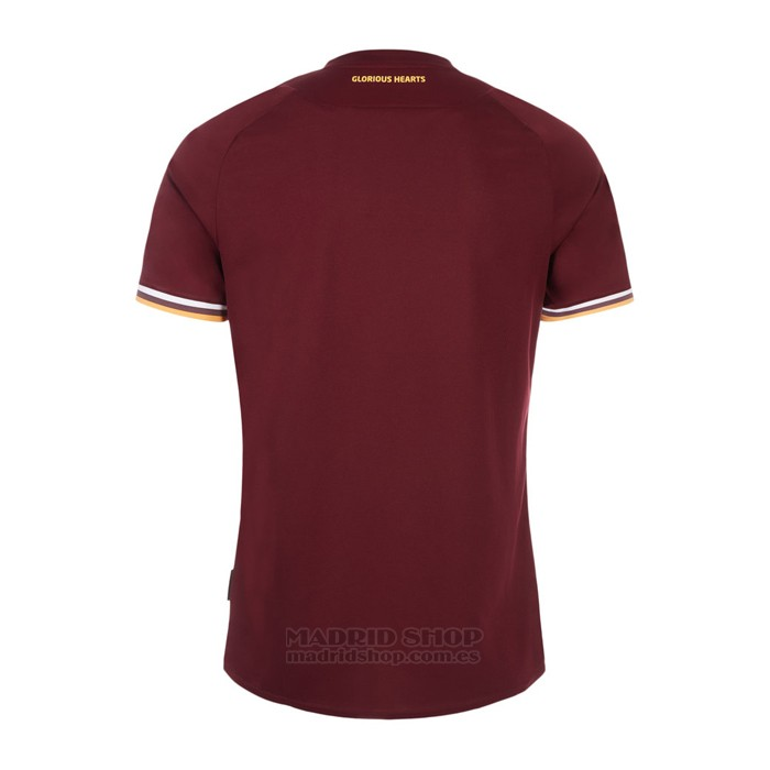 Camiseta Heart of Midlothian 1ª 2020-2021