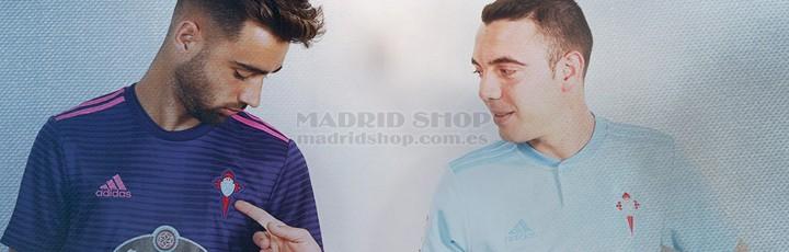 camisetas de futbol Celta de Vigo baratas
