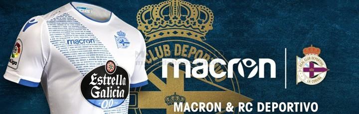 camisetas de futbol Deportivo de La Coruna baratas