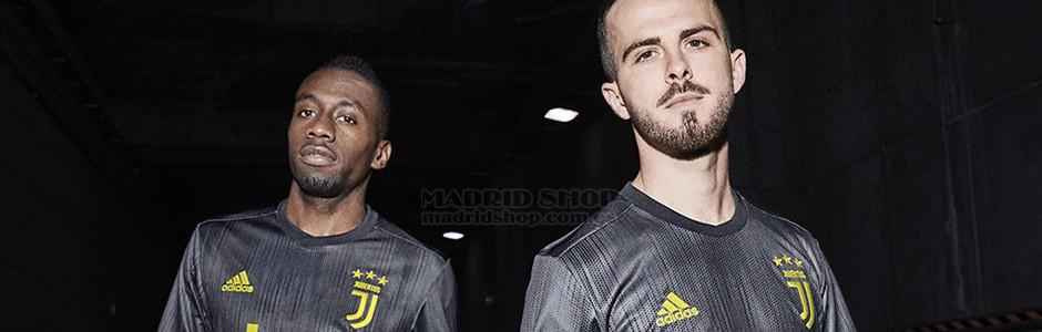 camisetas de futbol Juventus baratas