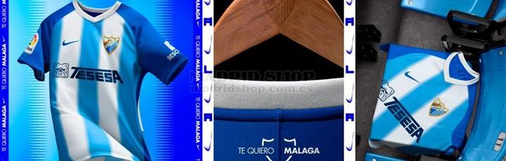 camisetas de futbol Malaga baratas