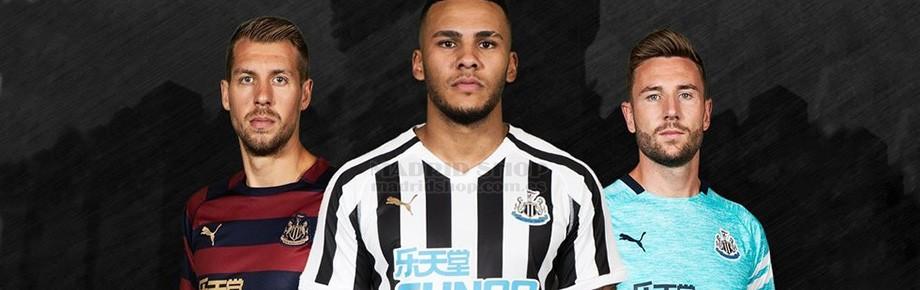 camisetas de futbol Newcastle United baratas