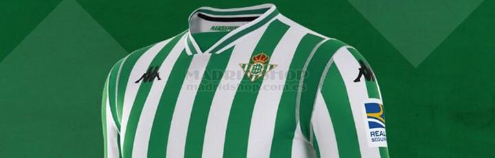 camisetas de futbol Real Betis baratas